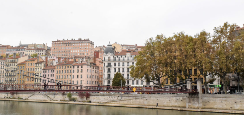 A Weekend in Lyon: Sights
