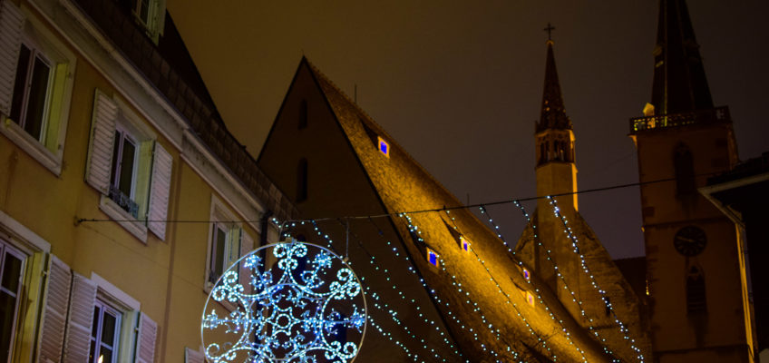 A Weekend at the Christmas Markets in Strasbourg