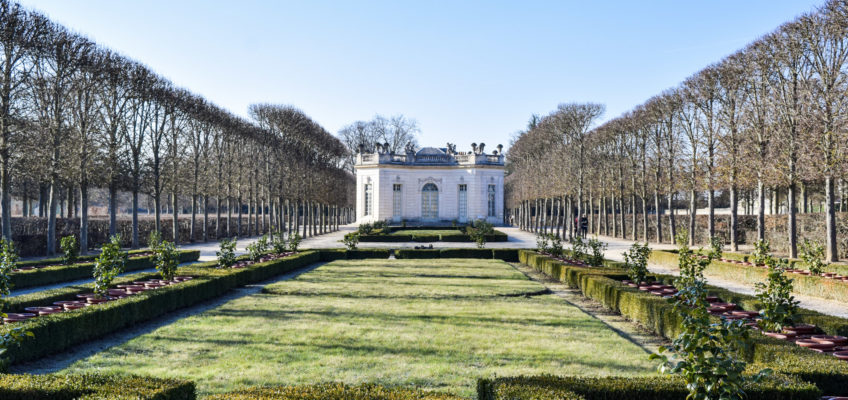 Opulent Versailles, French Kisses, and Last Days in Paris