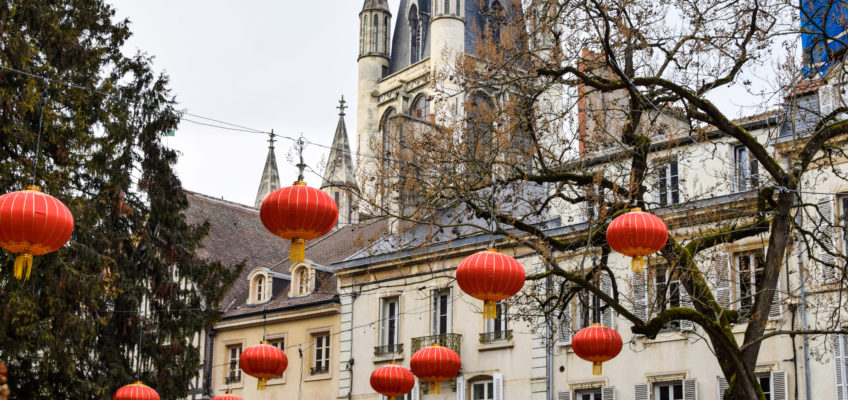 Burgundy: A Detour in Dijon