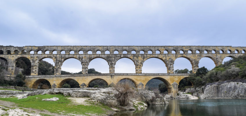 The Engineering Marvel of the Pont du Gard