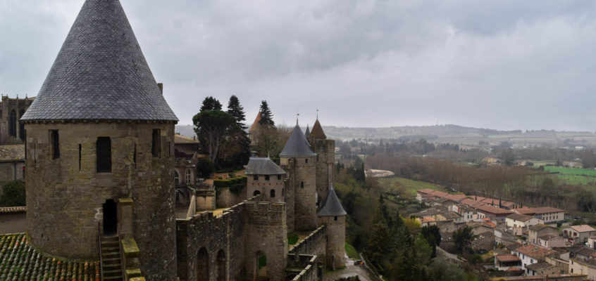 The Final Chapter: A Day in Carcassonne