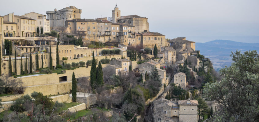 Provence: Exploring the Picturesque Hilltop Villages of the Luberon