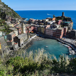 NOT the Ultimate Guide to Breathtaking Cinque Terre