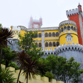 Pena Palace and Park: Where Whimsy Meets Royalty